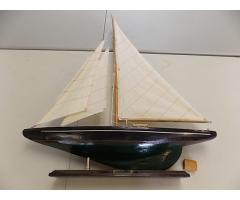 Lot #4 Replica Boat Catalina (piece needs reglued see pictures)