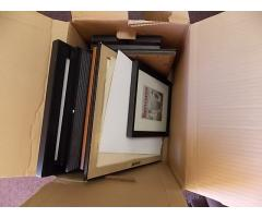 Lot #10 Lot of Art and Frames