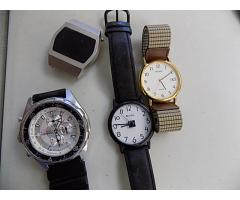 Lot of Men's and ladies Watches Item #1026