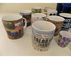 Lot #32 Collectible and Souvenir Cups