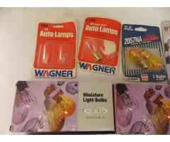 Lot #40 Auto Lamps and Car Parts Lot (untested)