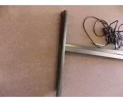 Keyboard Stand & Guitar or Amp Cords (relisted item) - Image 3/3