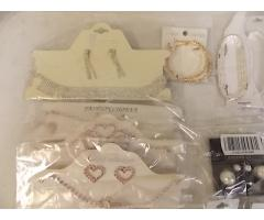 Costume Jewelry & Accessories Lot #1
