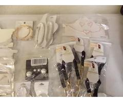Costume Jewelry & Accessories Lot #1 - Image 7/10