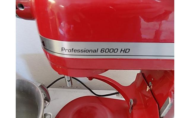 Kitchen aid Mixer Professional 6000 HD - 2/8