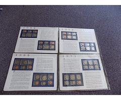 Lot of 4 years of coin proofs - Image 6/6