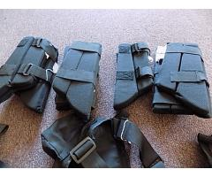 Lot of forearm protectors and ammo bags - Image 4/5