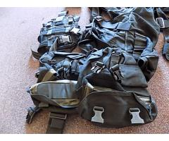 Lot of forearm protectors and ammo bags - Image 5/5