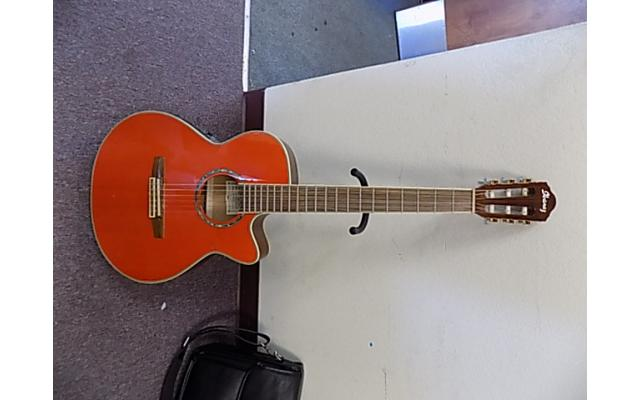 Ibanez Classical guitar Acoustic / electric lot #102 - 1/7