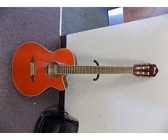 Ibanez Classical guitar Acoustic / electric lot #102 - Image 1/7