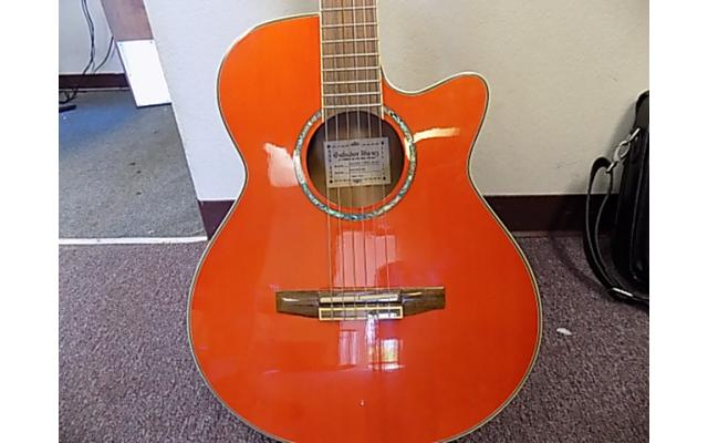 Ibanez Classical guitar Acoustic / electric lot #102 - 3/7