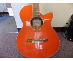 Ibanez Classical guitar Acoustic / electric lot #102 - Image 3/7