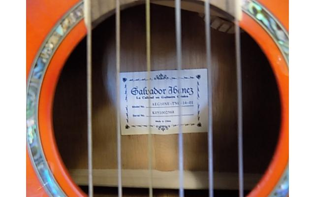 Ibanez Classical guitar Acoustic / electric lot #102 - 4/7