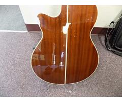 Ibanez Classical guitar Acoustic / electric lot #102 - Image 5/7