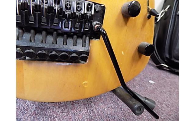 Lot#111 Fender Stage master 7 with Floyd Rose - 4/9