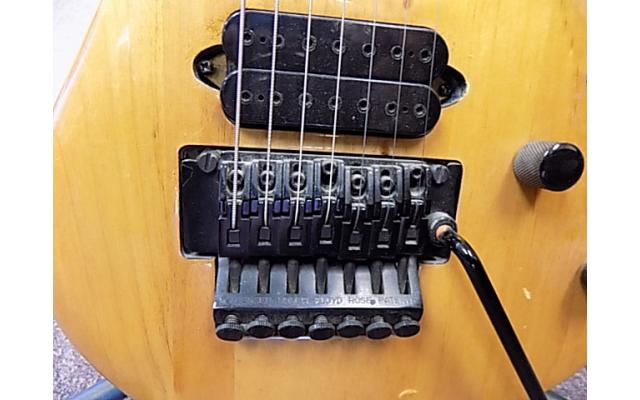 Lot#111 Fender Stage master 7 with Floyd Rose - 5/9