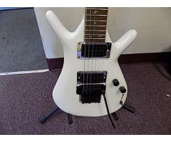 Lot# 114 Daniele custom made Satch Style guitar w/ Floyd Rose - Image 3/8
