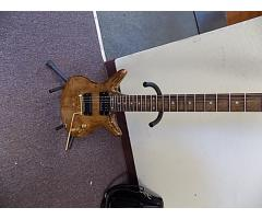 Lot#119 Daniele Guitar with Kent Armstrong and Wilburn Custom pick ups - Image 2/9
