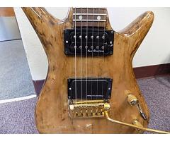 Lot#119 Daniele Guitar with Kent Armstrong and Wilburn Custom pick ups - Image 3/9