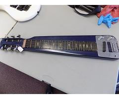 Artisan Lap steel No Stand Lot#122