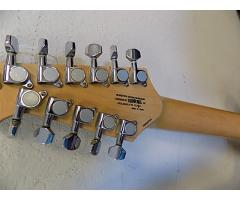 OLP Double Neck guitar 6/12 String Lot#123 - Image 5/8