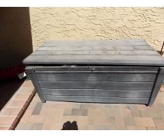 Lot #119 Storage Container With Contents Lot