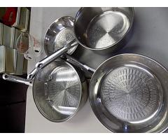 T Fall Pots and pans