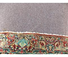 """Hand woven rug approx. 4' x 6"""" - Image 5/6"""