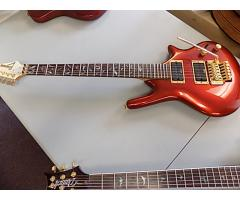 Daniele Guitar With Floyd rose, Ibanez Pick ups, and Ibanez neck - Image 1/7