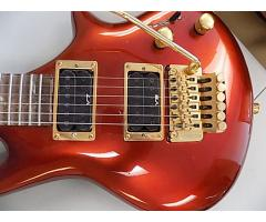 Daniele Guitar With Floyd rose, Ibanez Pick ups, and Ibanez neck - Image 2/7
