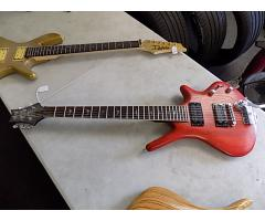 Daniele Guitar with Bigsby style trem - Image 1/4