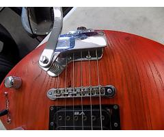 Daniele Guitar with Bigsby style trem - Image 4/4