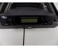 VeGue Wireless mic set tested working