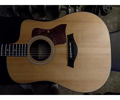 Taylor 114ce in good shape and sounds great