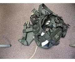WestFall Climbing and repealing harness