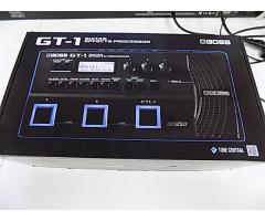 Boss GT-1 Guitar effects Pedal Work great like new