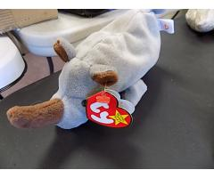 Lot of 3 Vintage Beanie Babies Ants/Spike/Chipper